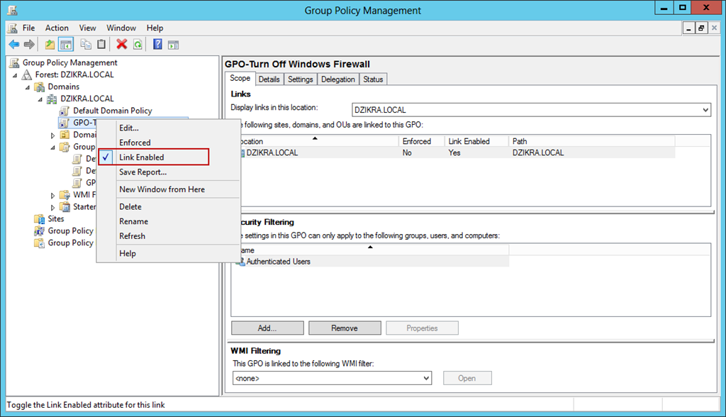 Oracle Security Policy 11g